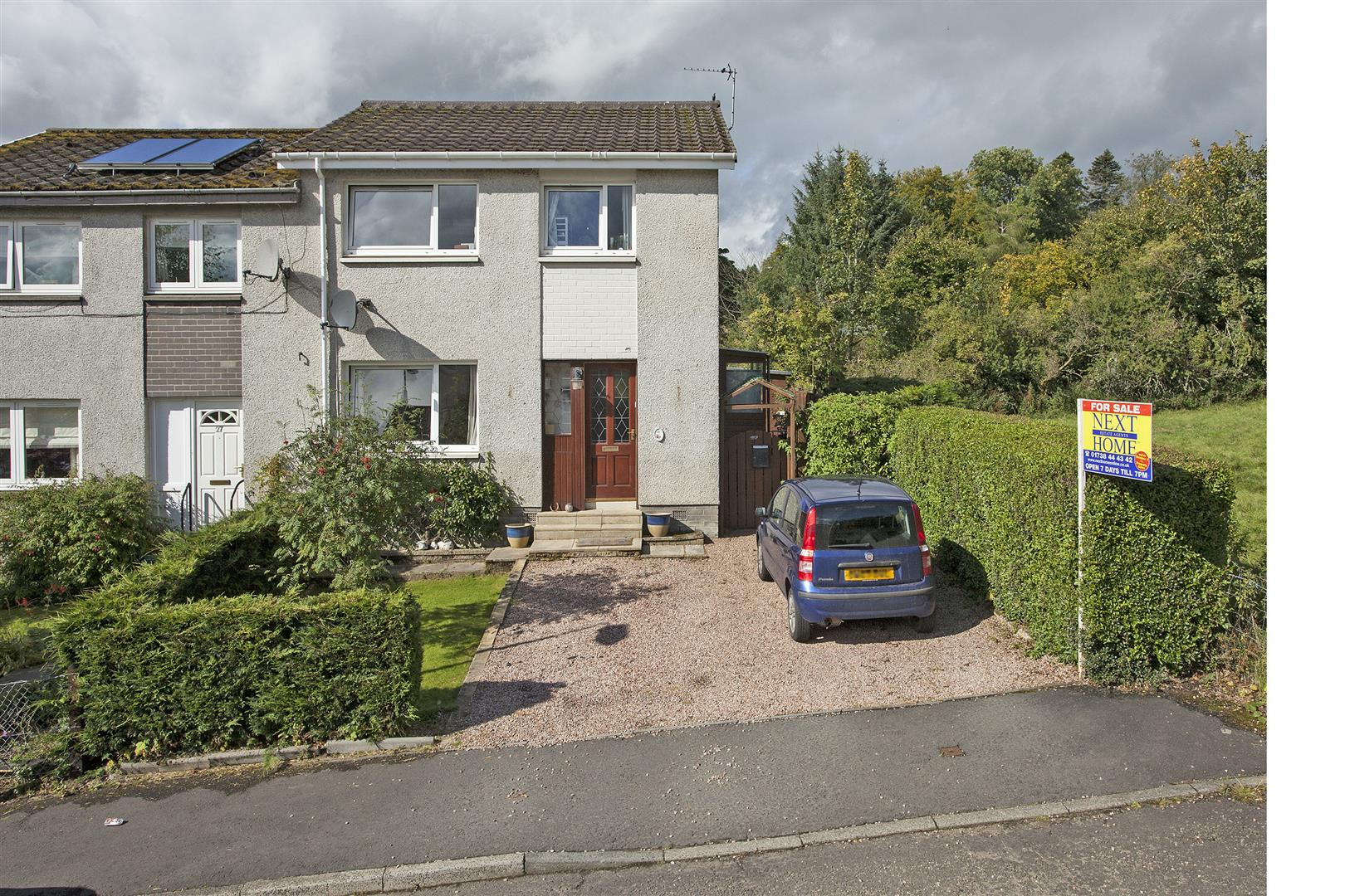 29, Grahame Terrace, Gilmerton, Crieff, Perthshire, PH7 3NB, UK